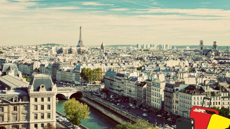 Париж – город влюбленных романтиков👩❤️👨